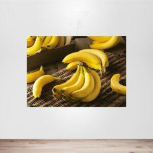Cuadro bananos para cocina