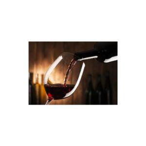Cuadro copa de vino