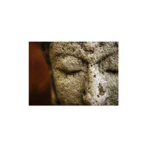 Cuadro estatua Buda
