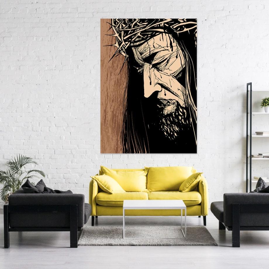 Cuadro Jesus de Nazaret