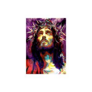 Cuadro Jesús moderno