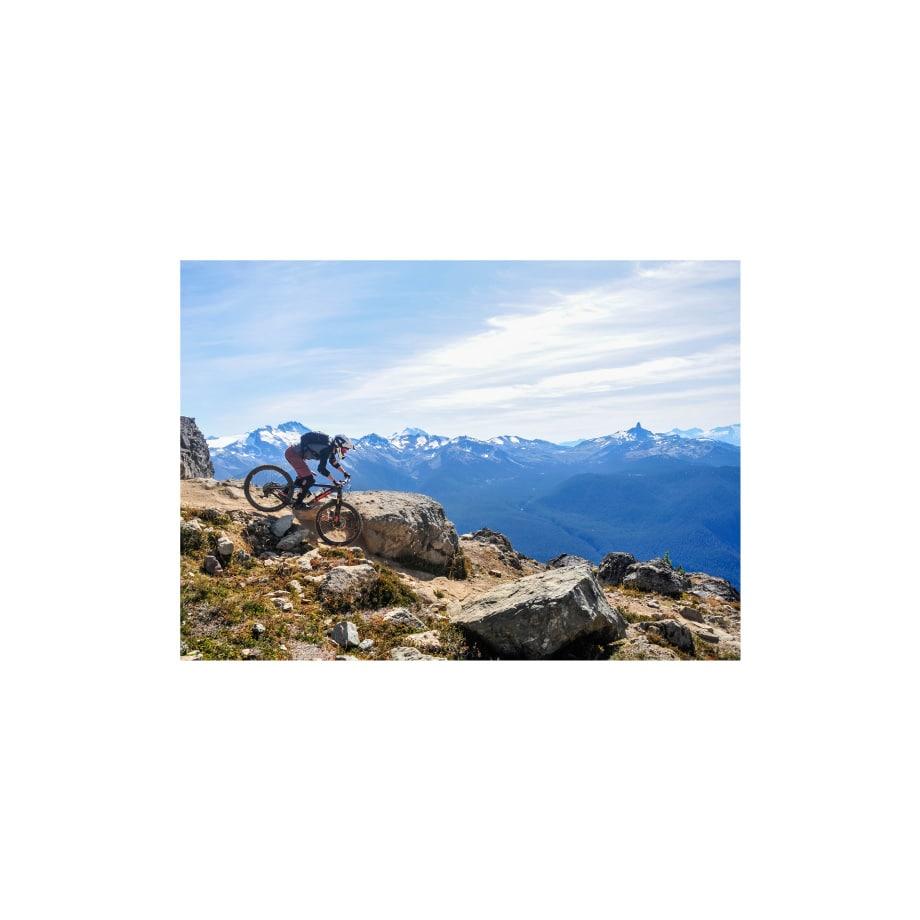 Cuadro mountain bike