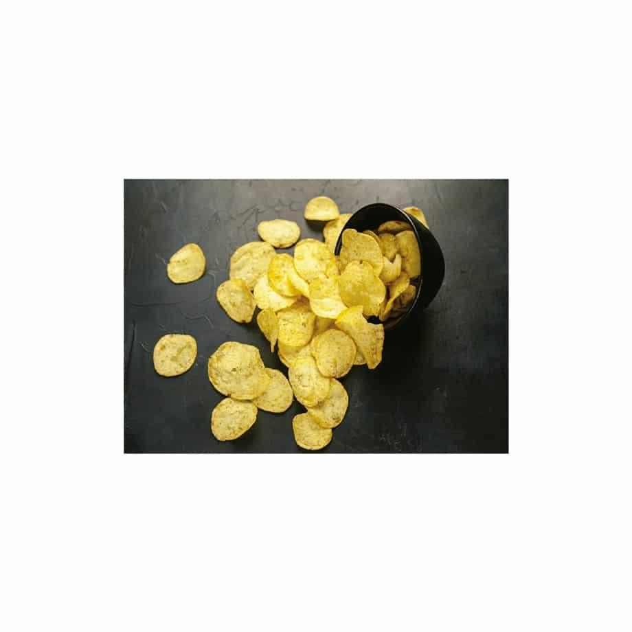 Cuadro de papas fritas